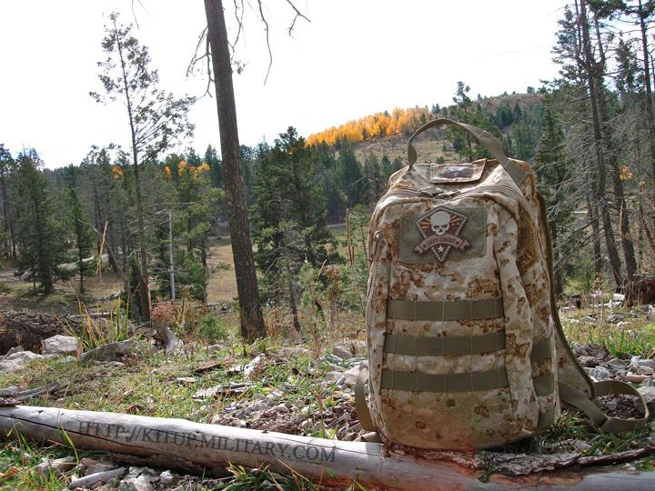 Sandstorm, Backpack, Grey Ghost Gear