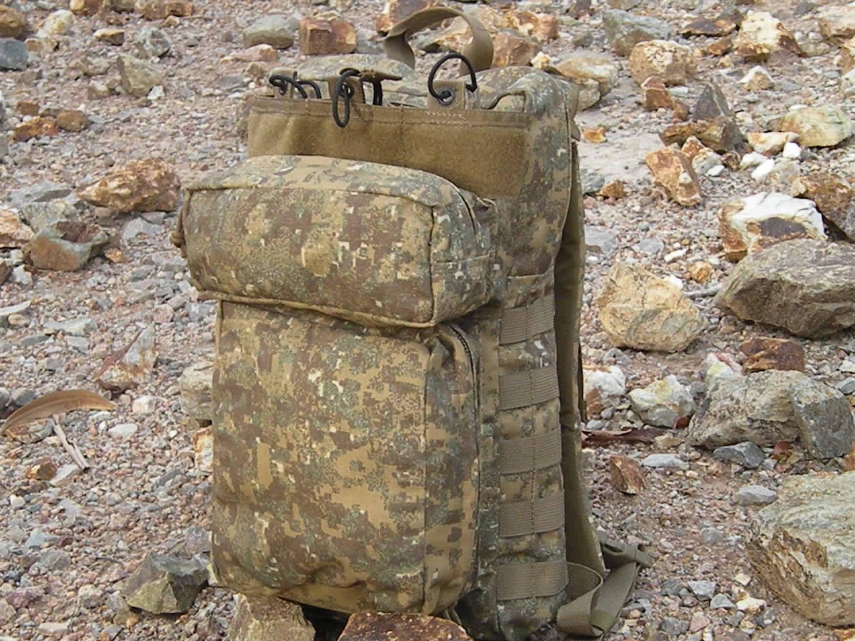 BadLands, Arizona USA (Predator Intel)