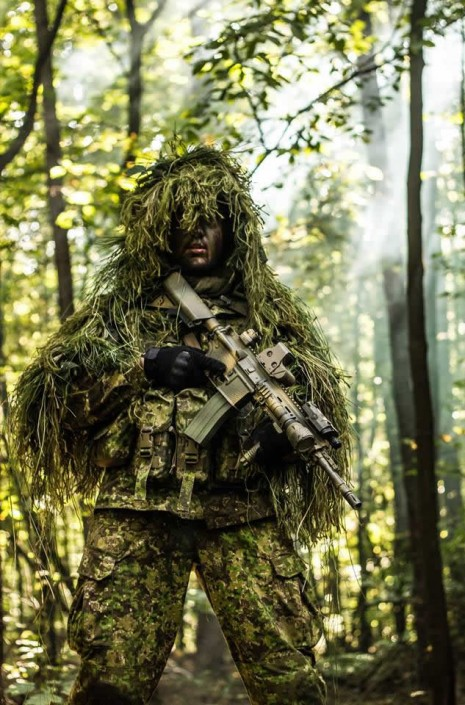 GreenZone, Poland (Sprinter Custom Ghillie)