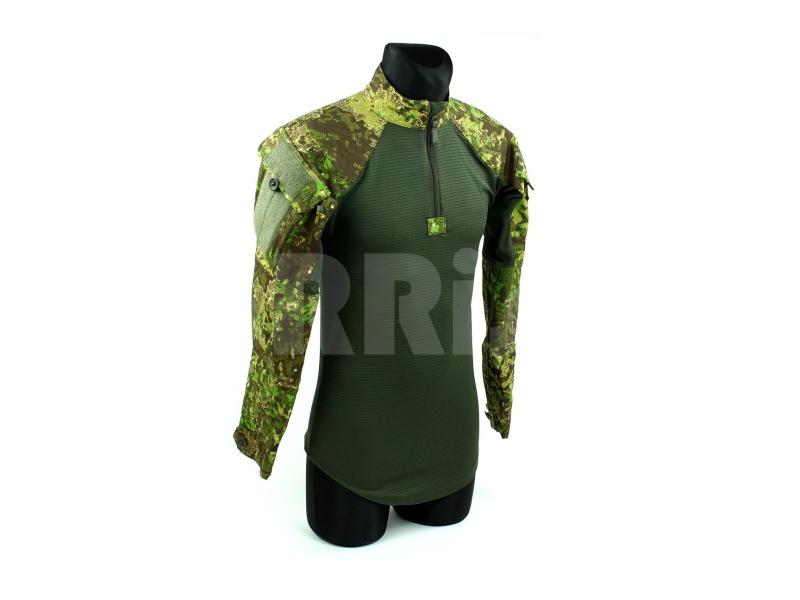 MorrisCZ Combat Shirt GreenZone