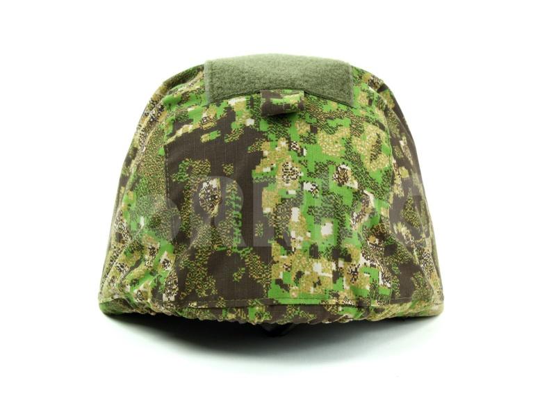 MorrisCZ Helmet Cover GreenZone