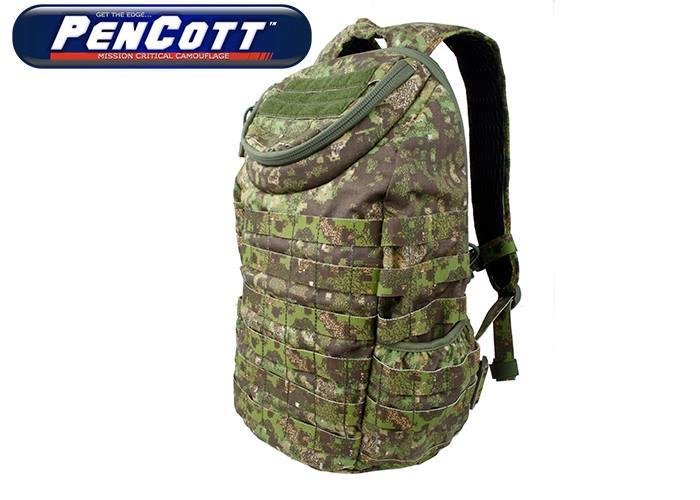 Rasputin Item Backpack GreenZone