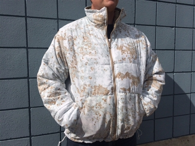 Seals Action Gear SOFTIE Jacket SnowDrift