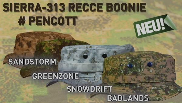 Sierra-313 Recce Boonie