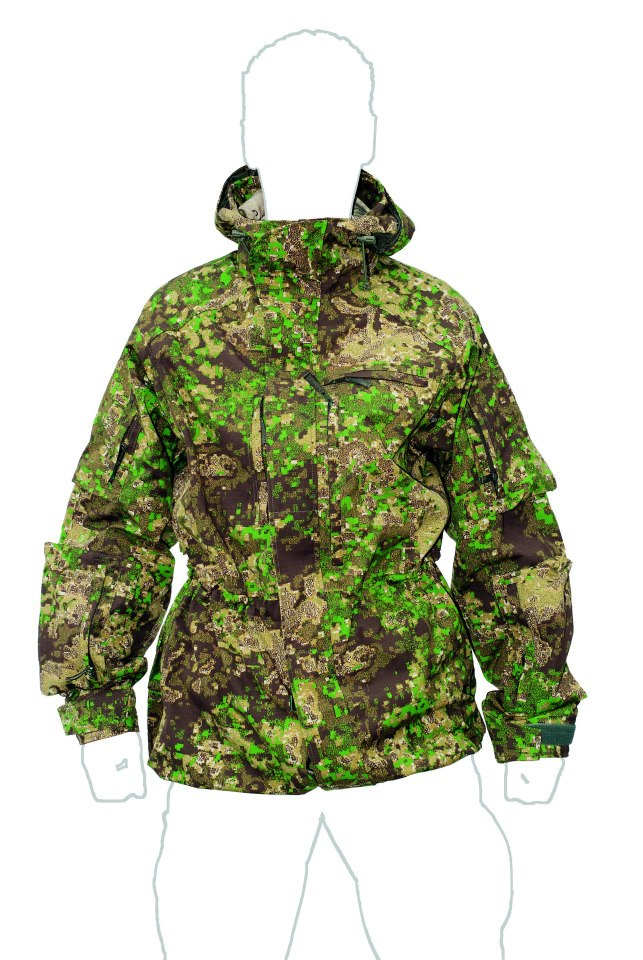 UF PRO Sniper Jacket GreenZone
