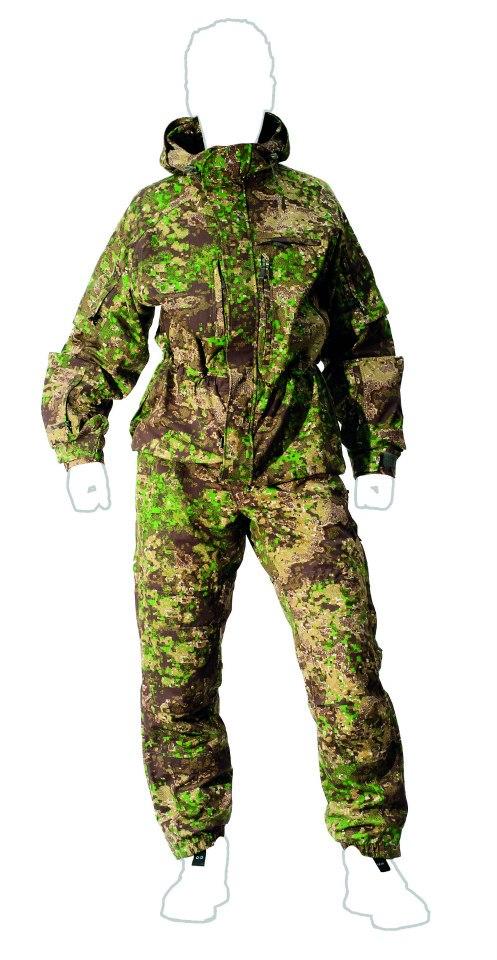 UF PRO Sniper Suit GreenZone