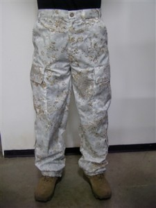 SEALS Action Gear OverTrousers - SnowDrift