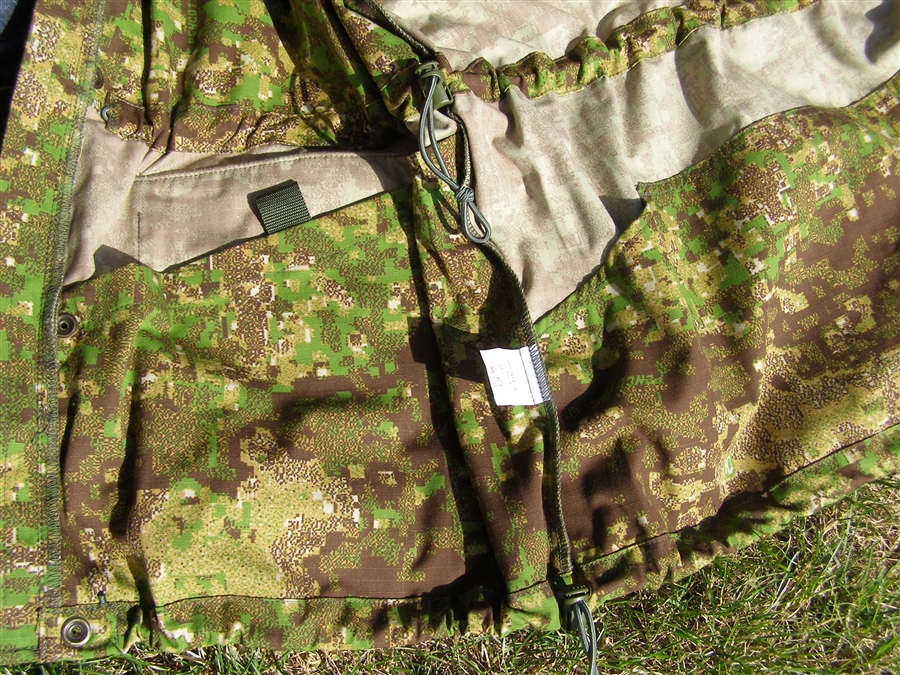 SEALS Action Gear Smock - GreenZone interior pockets