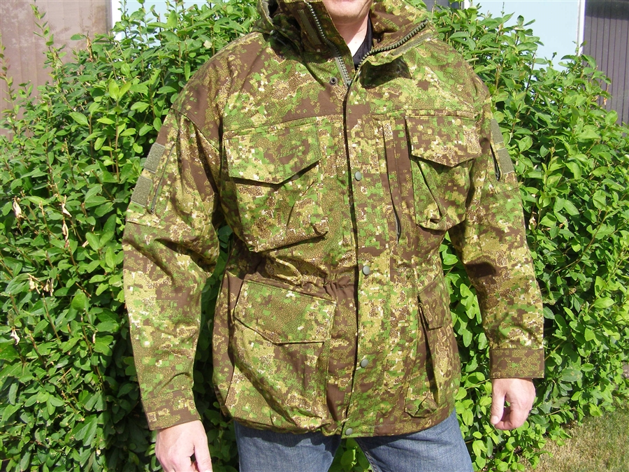 SEALS Action Gear Smock - GreenZone