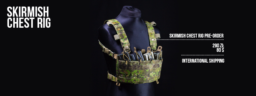 GreenZone, Chest Rig, Husar Group