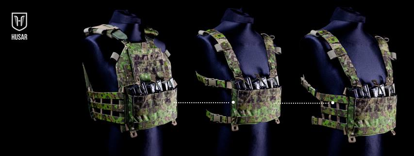 GreenZone, Chest Rigs, Husar Group