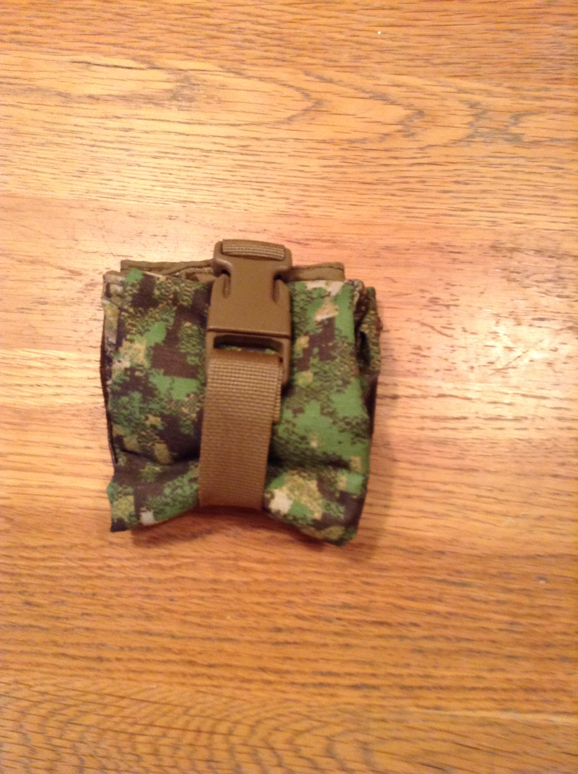 GreenZone, Dump Pouch, Clan Tactical