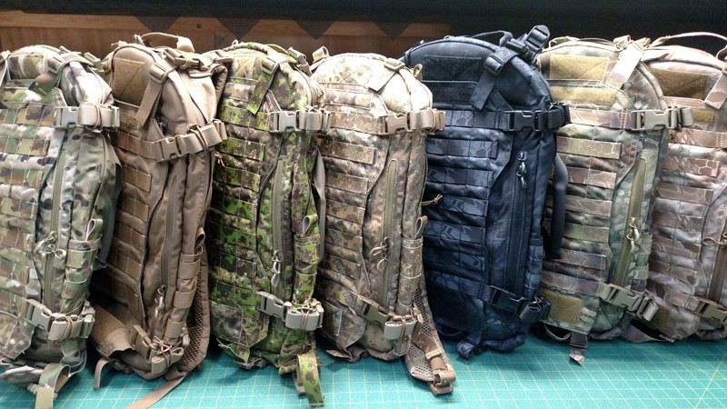 Llama Pack, Fight and Flight Tactical