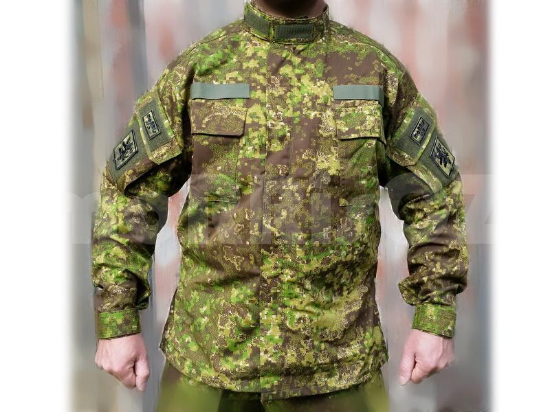 MorrisCZ Combat Jacket G3 GreenZone