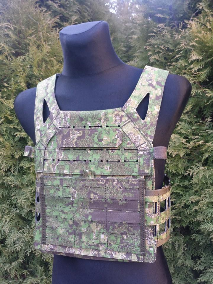 GreenZone-Chest Rig-Templars Gear
