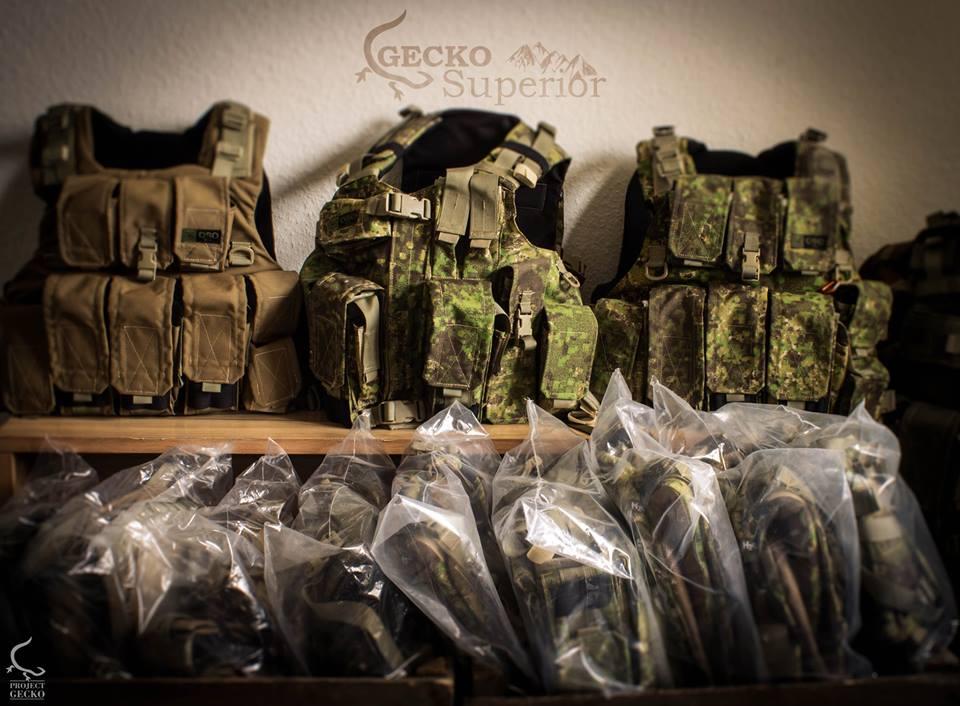 GreenZone-Chest Rigs-Gecko Superior