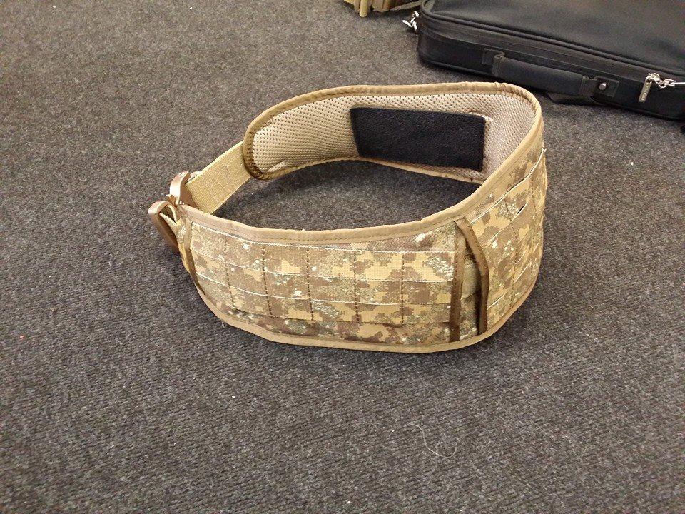 BadLands-Battle Belt-MD-Textil