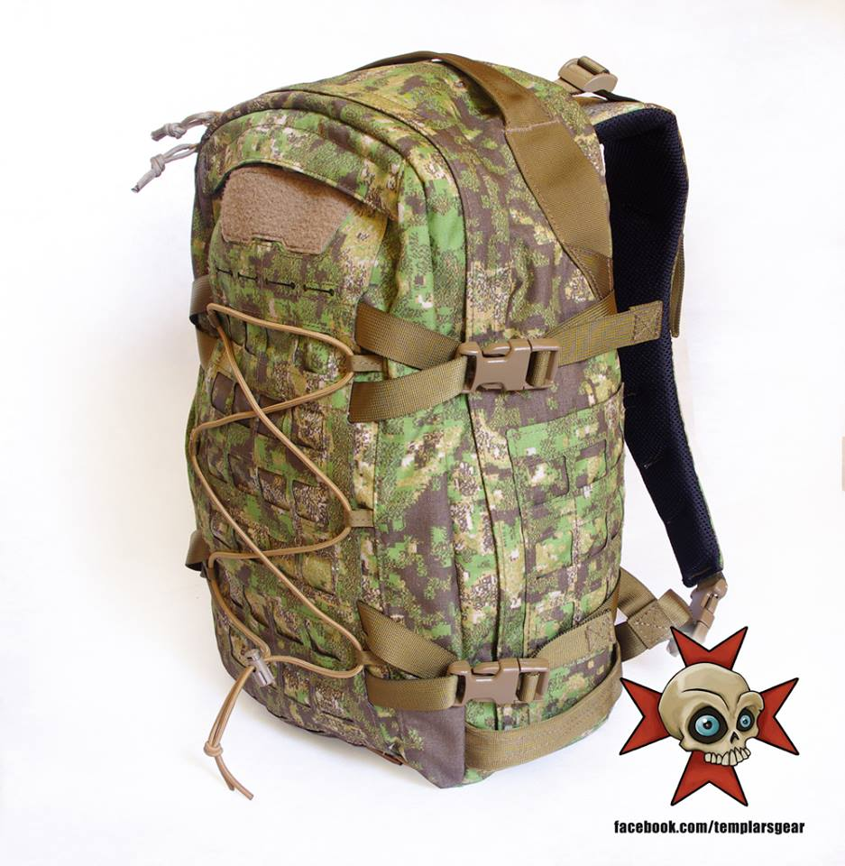 GreenZone-Backpack-Templars Gear