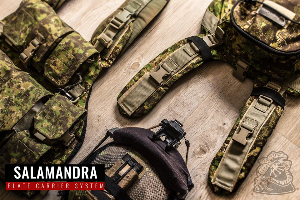 GreenZone-Plate Carrier System-Gecko Superior