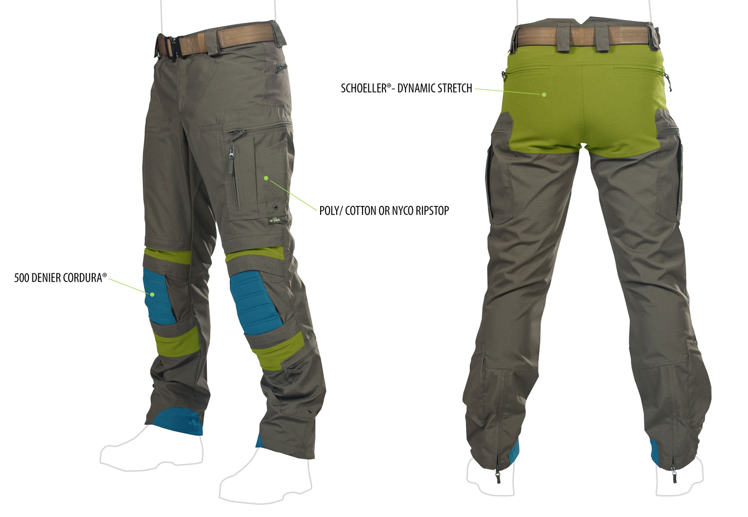 Materials-Mix-Striker-XT-Pants