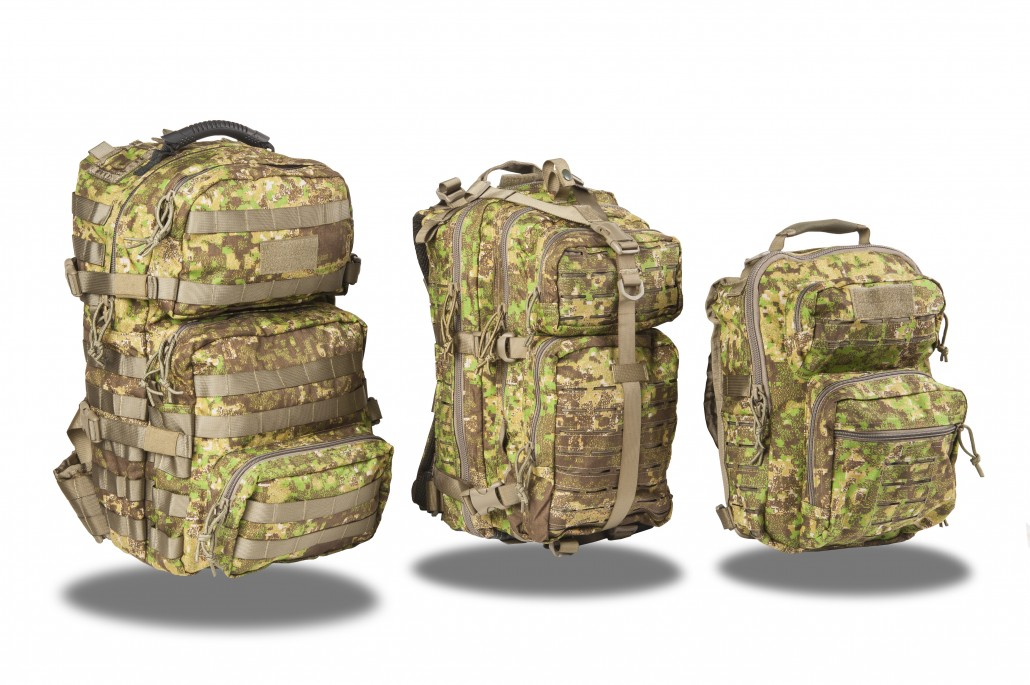 GreenZone Backpacks